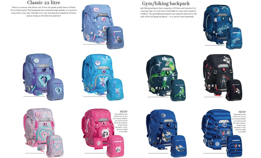 Beckmann-Katalog-2017-22-Schulrucksack in Beckmann Schulrucksack Schulranzen 2017